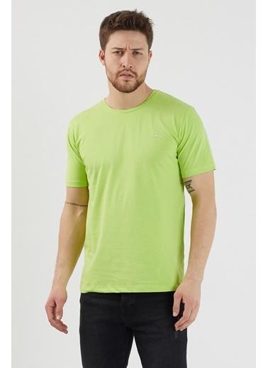 Slazenger Slazenger SANDER Erkek T-Shirt A. Yeşil